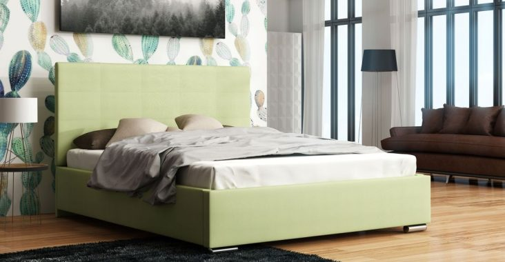Vybrat si správně postel
