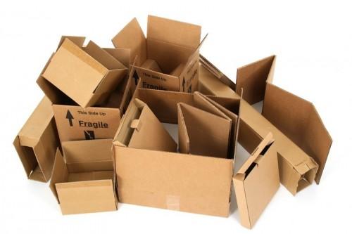 Zajistěte si dostatek balícího materiálu