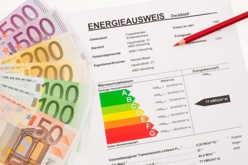 Energetické štítky, zdroj: shutterstock.com
