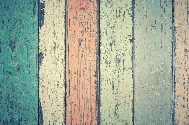 Renovace staré dřevěné podlahy