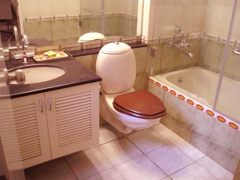 Koupelna rekonstrukce
