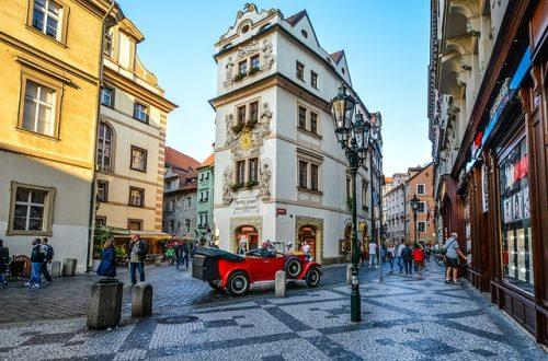 Ubytování pro skupiny Praha
