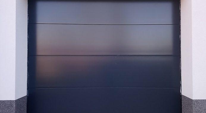 sekční vrata