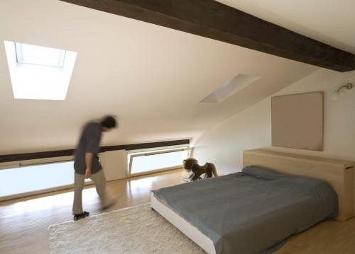 Využití půdních prostor k bydlení je populární, zdroj: shutterstock.com