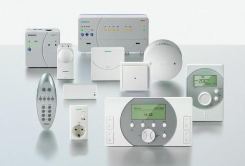 Siemens Synco Living obsahuje řadu prvků, zdroj: zonovaregulace.cz